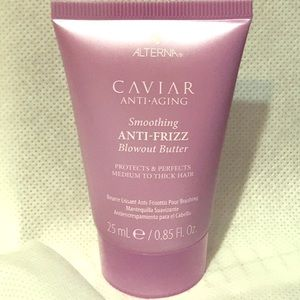NWT Caviar Anti-Frizz Smoothing Blowout Butter